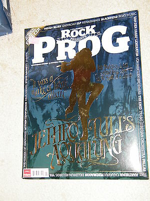 Jethro Tull CLASSIC ROCK Magazine & CD! Aqualung Pg130  #15 2011 UK IMPORTED NEW