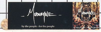 Brand New Mudvayne By The People For The People Sticker