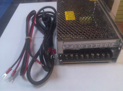 12V 10A Power Supply DC Universal Regulated Switching