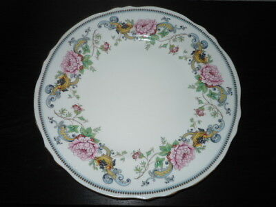 Crown Staffordshire Chelsea Manor Dinner Plate