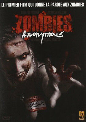 4163 // Zombies Anonymous Dvd Neuf Sous Blister