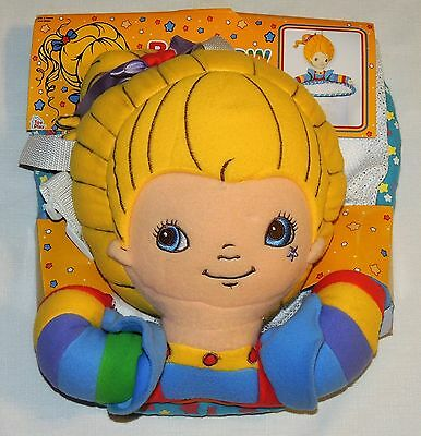 New  Rainbow Brite Catch All Bag Plush, Bedding,laundry