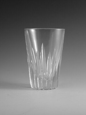 WATERFORD Crystal - EILEEN Cut - 5oz Juice Tumbler Glass / Glasses - 3 5/8""