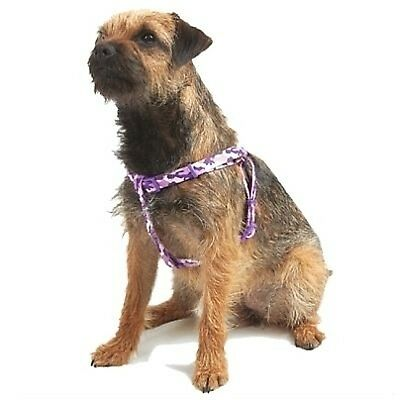 Colour Urban Camouflage Dog Harness XLarge - Size 8-9