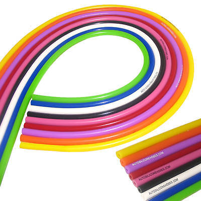 Red Silicone Rc Nitro Glow Fuel Line Hose Tube Pipe