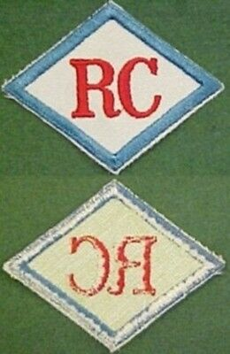 Old Royal Crown Cola Patch