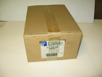 Carrier/Carlyle OEM Part# 5H120252 Screen