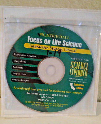 Prentice hall life science 7th grade 7 guided reading and study prentice hall life science 7th cd rom self tests answer key study guide analysis fandeluxe