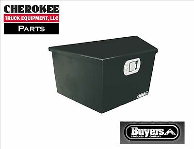 """Buyers Products 1701280, Steel Trailer Tongue Toolbox, 16"""" H x 14.25"""" D x 34"""" W"""
