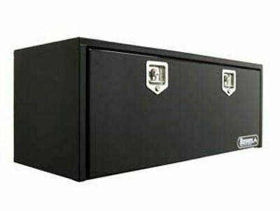 "Buyers Products 1703305, Black Steel Underbody Toolbox, 14"" H x 16"" D x 36"" W"