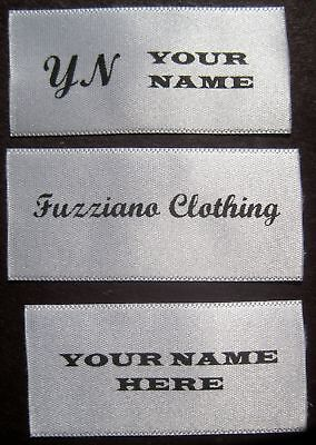 1000 Pieces Custom Printed Personalized Logo Labels