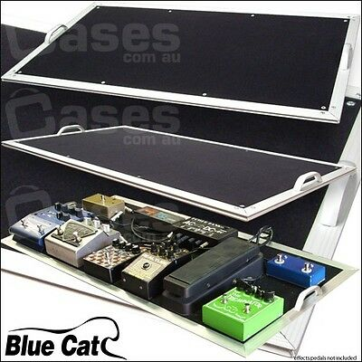 Custom Made Pedal Board - 120Lcm