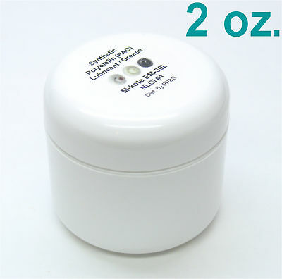 DOW CORNING MOLYKOTE PG-30L Synthetic PAO Grease for Plastics