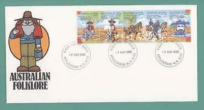 Australia 1980 Folklore set First Day Cover