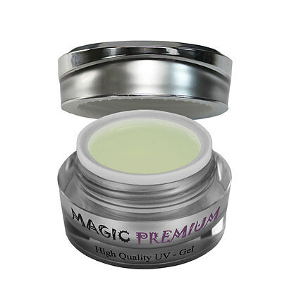 MAGIC PREMIUM FIBERGLAS GEL FIBERGLASGEL KLAR 15ml