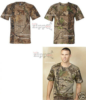 68405bfe CODE V CAMOUFLAGE Realtree AP or APG Camo Short Sleeve T-Shirt 3980 ...