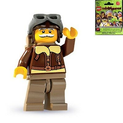 LEGO 8803 COLLECTABLE MINIFIGURES Series 3 #2 Pilot