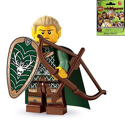 LEGO 8803 COLLECTABLE MINIFIGURES Series 3 #9 Elf