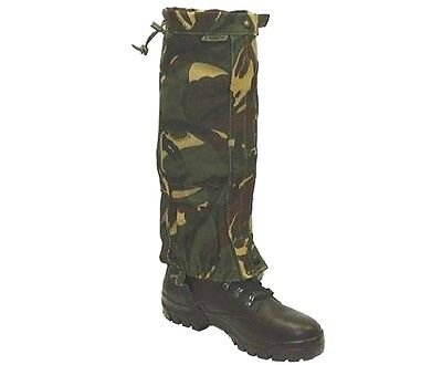 WATERPROOF MOUNTAIN GAITERS mens camo walking trouser gator hiking boot cover