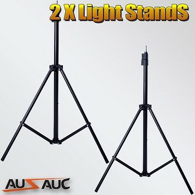 Photography Lighting Studio Video Light Stand Kit Set
