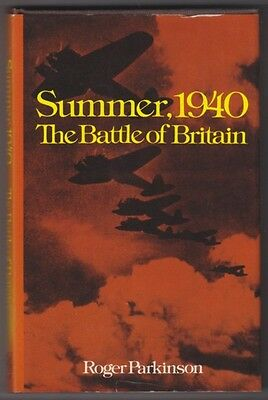 Book: Summer, 1940: The Battle of Britain