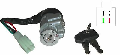 Ignition Switch For Honda 4Wire CN 250 1989-92
