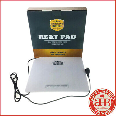 Heat Pad Heater Panel EXTENDED WARRANTY home brew heater plate  Mangrove Jack's