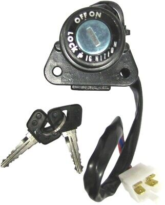 Ignition Switch 4Wire Yamaha Xv1000-Tr1 1981-86