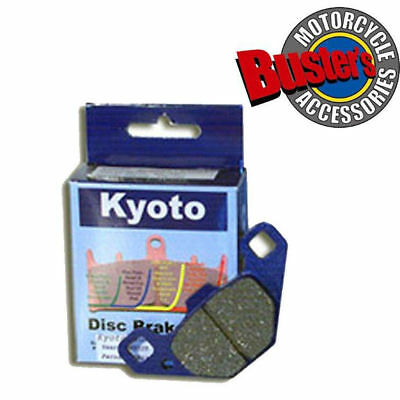 PEUGEOT LUDIX 2 TREND 50cc KYOTO FRONT BRAKE PADS 1 PAIR NEW