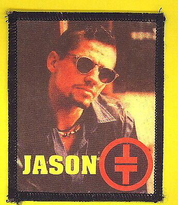 Take That 1993 uk sew-on cloth patch UNUSED #11 JASON