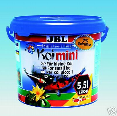 JBL Koi mini 1000 ml (100ml~0,98€)