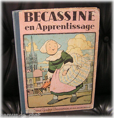 Bécassine en Apprentissage    1930