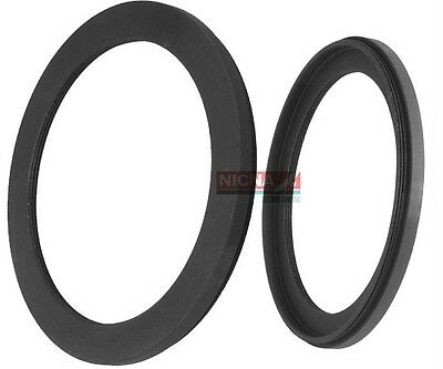 46mm to 43mm Step-down Step Down Camera Lens Filter Ring Adapter 46-43 46mm 43mm