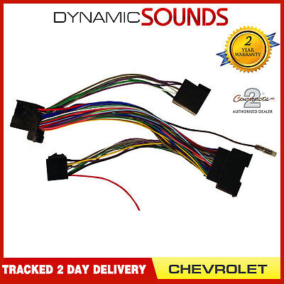 SOT-963 Parrot Bluetooth ISO Accessory Interface Lead For Chevrolet Cruze