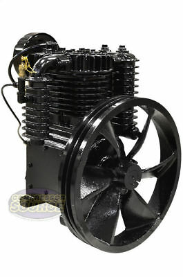 New 5 Horsepower Cast Iron 2 Stage Air Compressor Pump