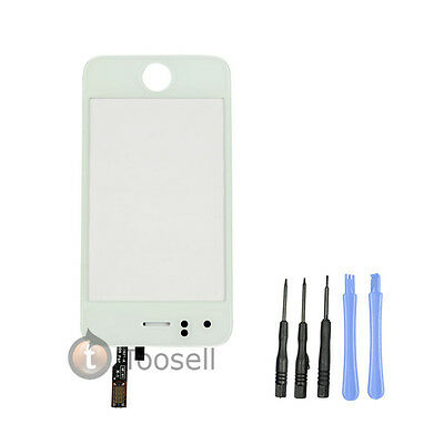 Touch Screen Digitizer for iPhone 3G 8GB 16GB White +TL