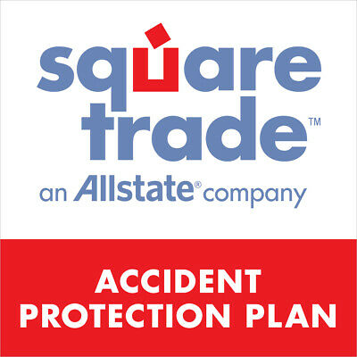 3-Year SquareTrade Warranty + Accidents (Camera/Camcorder $800-900)