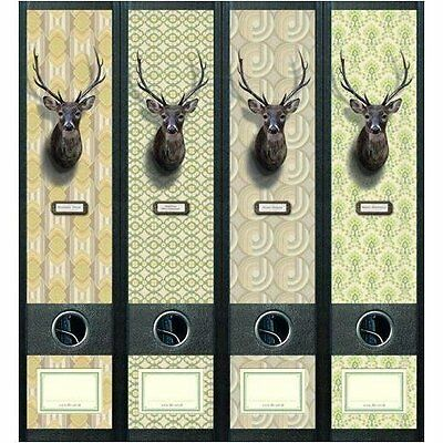 File Art 4 Design Ordner-Etiketten Oh Deer!..................................442