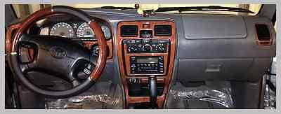 Dash Trim Kit for Toyota 4RUNNER with manual transmission 99-02  TYT-3C