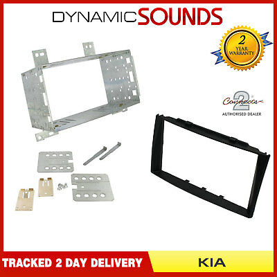 CT23KI05 Car Stereo Double Din Fascia Panel For KIA Ceed Pro Ceed Ceed SW 2007>