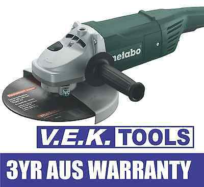 "Metabo H/d 230Mm 9"" Angle Grinder- 3Yr Warranty!-German Engineered-Used By Pros"