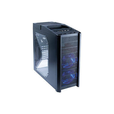 Antec Nine Hundred No power supply  Mid Tower Ultimate Gaming Case (Black)