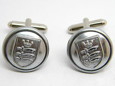 Middlesex Ambulance Service Cufflinks Emergency Service Collectable Gift In Box