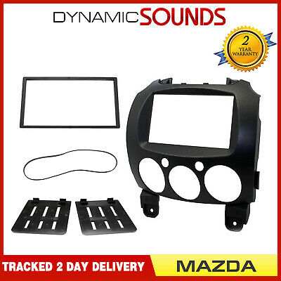 CT24MZ13 Car CD Stereo Fascia Surround Panel Adaptor For MAZDA 2 2008>