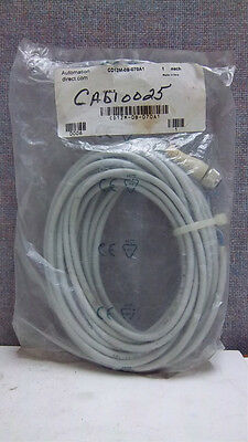 Automation Direct Quick Disconnect Cable Cd12M-0B-070A1 New Cd12M0B070A1