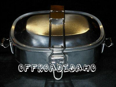 Atv Snowmobile Muff Pot Hot Dogger Food Warmer Exhaust Cooker Stainless Steel