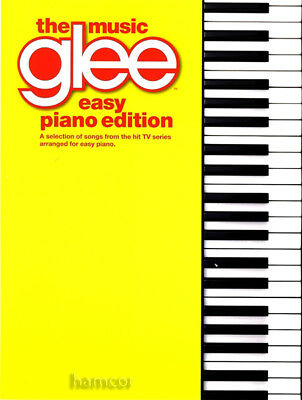 Glee The Music Easy Piano Edition Sheet Music Book 15 Songs from TV Series