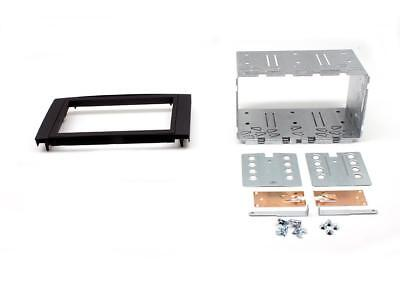 Ford Fiesta Mk6 02-08 Double Din Car Stereo Facia Fitting Kit CT23FD01