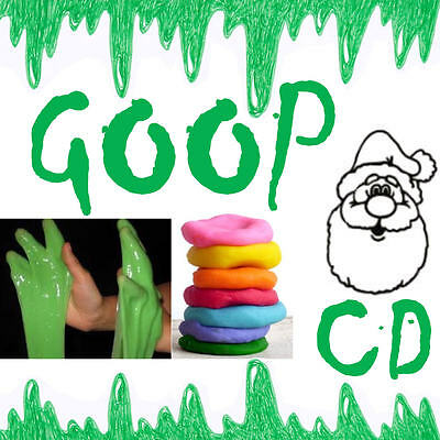 GOOP CD – Kids Activity Science Experiments Easy Projects, Chemistry +Colouring
