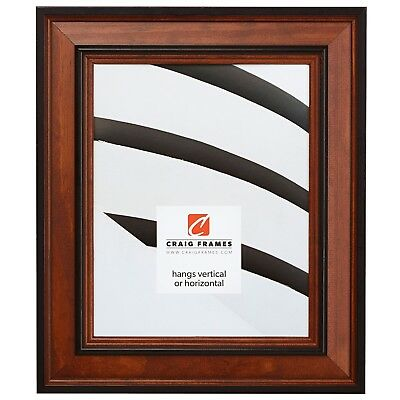 "Craig Frames 2"" Prairie Country Brown Wooden Picture Frames & Poster Frames"